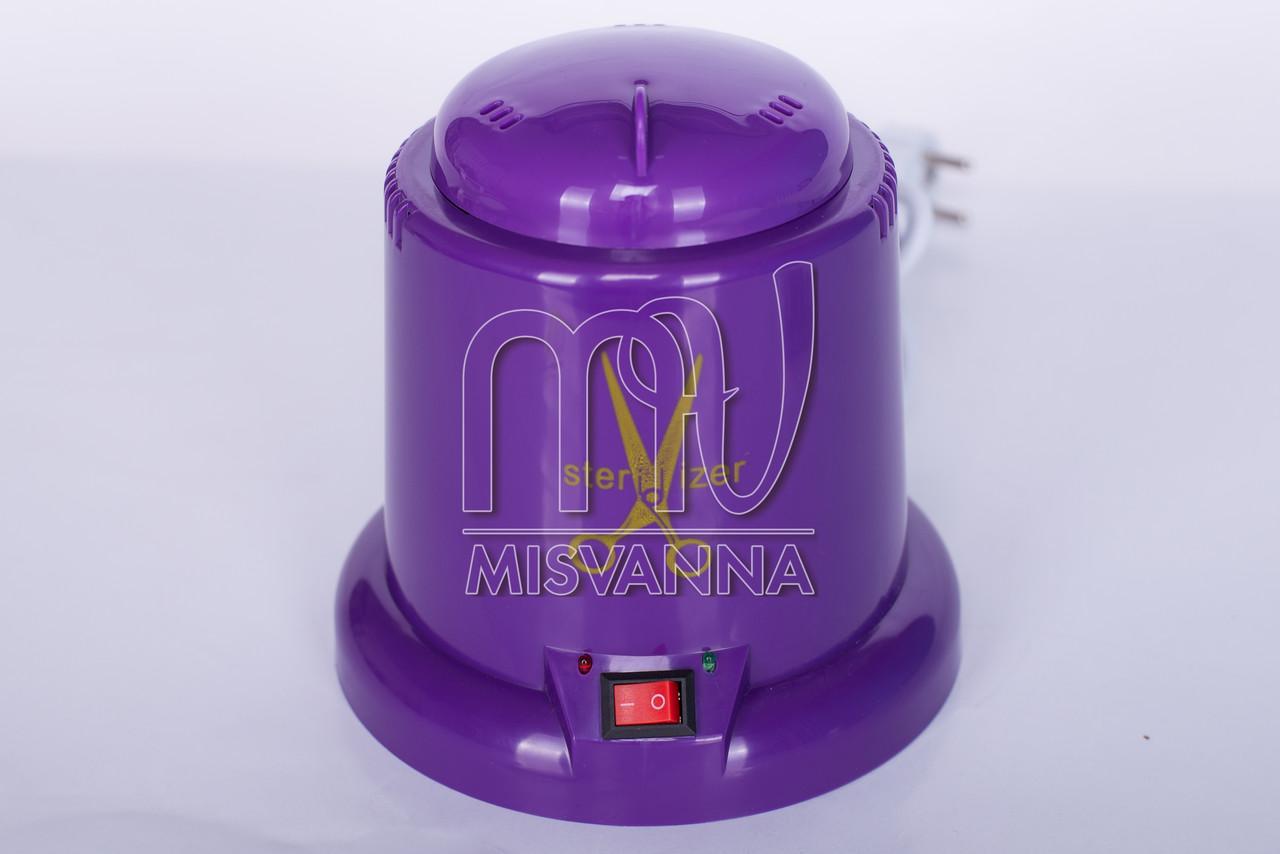 Кварцевый (шариковый) стерилизатор Tools Sterilizer YM-9001B для инструментов (violet)