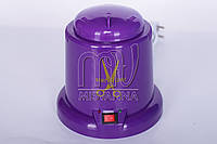 Кварцевый (шариковый) стерилизатор Tools Sterilizer YM-9001B для косметологических инструментов (violet)