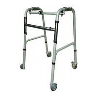 Ходунки складные шагающие на 4-х колесах MEDOK MED-03-012