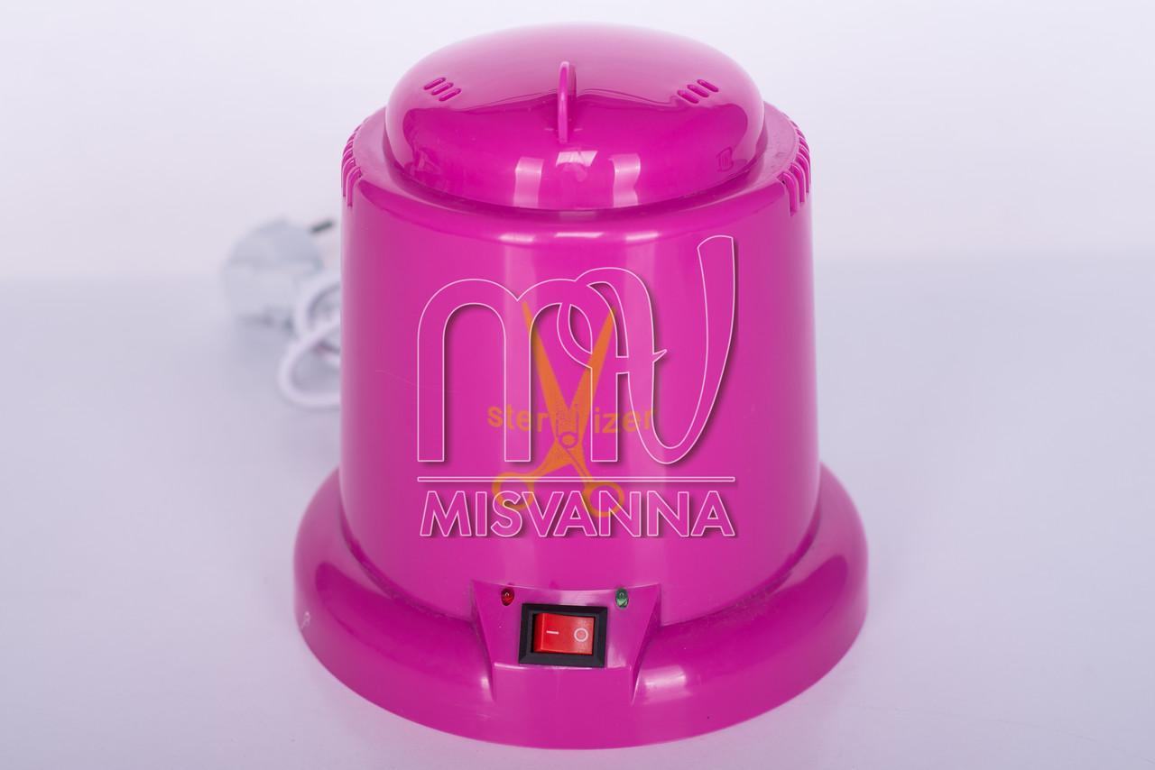 Кварцевый (шариковый) стерилизатор Tools Sterilizer YM-9001B для инструментов (purpure)