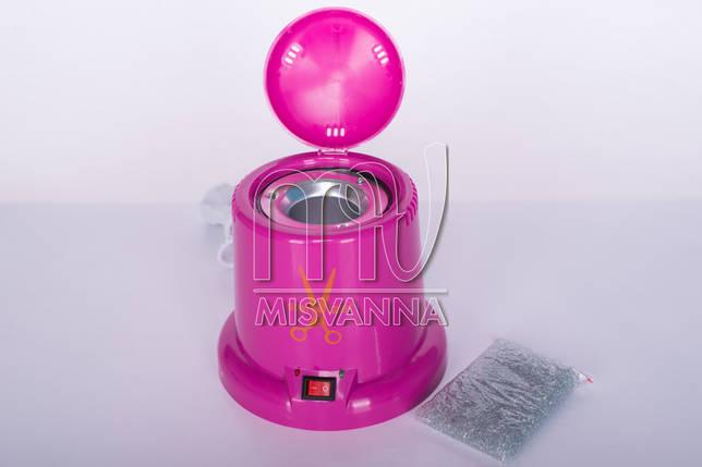 Кварцевый (шариковый) стерилизатор Tools Sterilizer YM-9001B для инструментов (purpure), фото 2