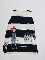 Распродажа!Летнее платье для девочек Турция 110р
