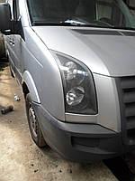 Фара передняя правая для Фольксваген Крафтер 2006-2012 р.в.