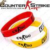 """Браслет на руку """"Counter Strike"""" - 3 шт."""