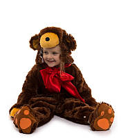 Карнавальний костюм ведмедик малюк оптом 7 км
