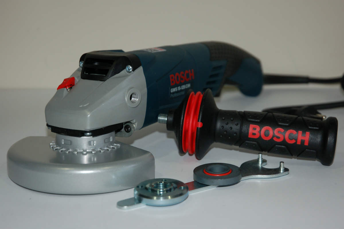 Угловая шлифмашина Bosch GWS 15-125 CIH, 0601830222