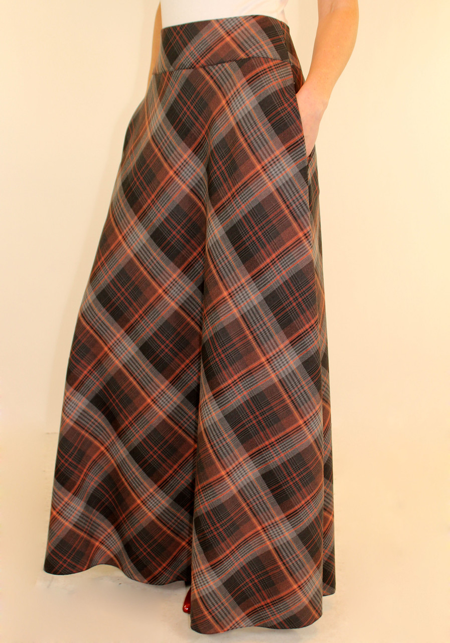 Длинная теплая юбка 44-50 р