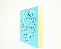 Часы « Весна »