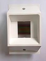 Щиток под 2/4 модульный автомат для установки в кабельный канал 100 мм, MRE100, фото 1