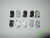 Микропереключатель микрик ПМ29 (подходит в СВЧ печь) 10шт
