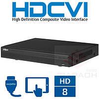 8-канальный HDCVI видеорегистратор Dahua DH-HCVR5208A-S3