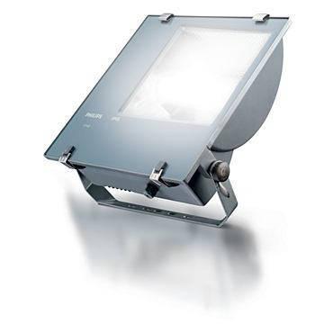 Металлогалогенный прожектор PHILIPS RVP351 HPI-TP 400W K A, фото 2