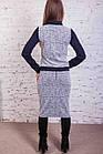 Модный женский костюм от производителя - модель 2018 - Код кос-5, фото 3