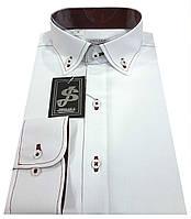 Рубашка мужская приталенная  №S 15.8, фото 1