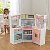 Детская угловая кухня Kidkraft Deluxe 53368, фото 4