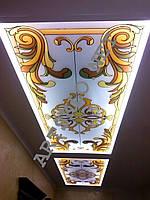 Витражный потолок , фото 1