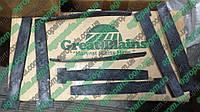 Язычок 816-302C семяпровода резиновый з.ч. для сеялок 816-302с Great Plains 816-536с SEED FLAP