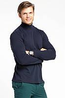 Мужской свитер De Facto темно-синего цвета