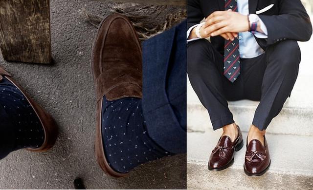 Туфли мужские лоферы недорого