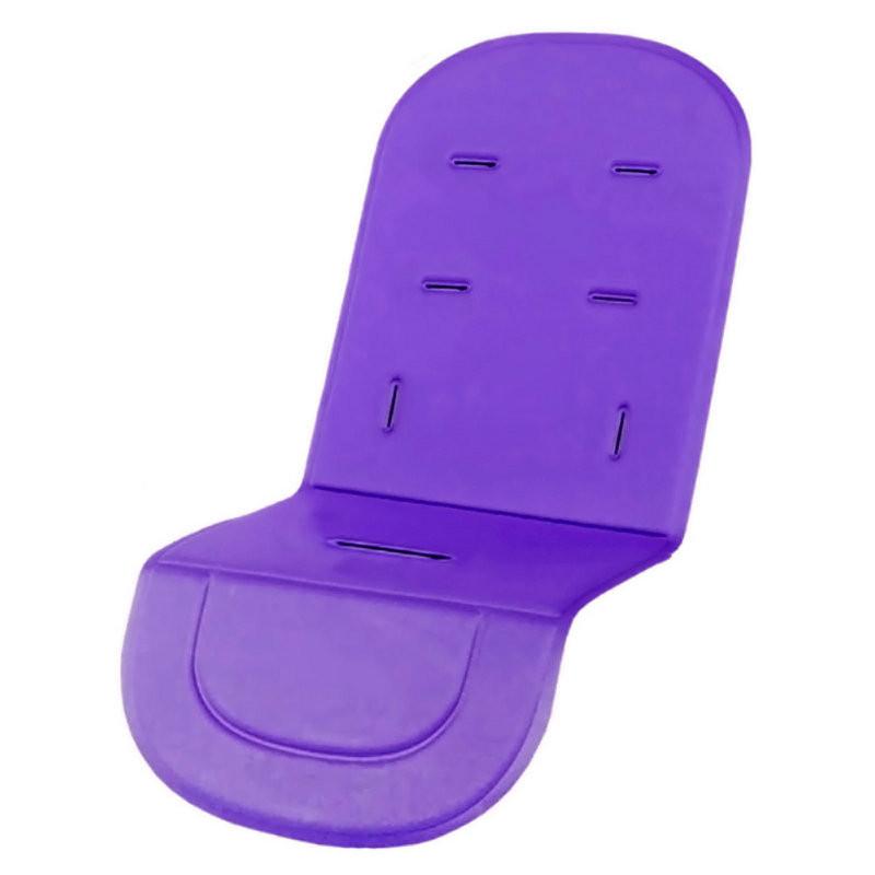 Детский матрас в коляску Фиолетовый (05051)