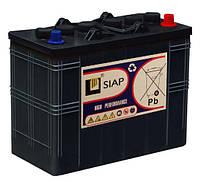 Гелевый тяговый аккумулятор 12 Вольт, 126 (105)Ач, SIAP 6 GEL 105