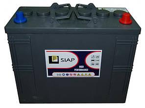 Гелевый тяговый аккумулятор 12 Вольт, 126 (105)Ач, SIAP 6 GEL 105, фото 2