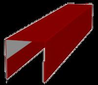 Планка П-образная (69) 3011 цвет