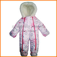 Комбинезон для грудника зима | Детские комбезы новорожденным