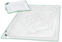 Детский комплект (одеяло+подушка) с Тенцелем