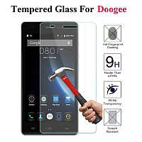 Защитное стекло 9H для DooGee X5 / X5 Pro