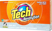 Листовой стиральный порошок LG TECH Revolution Цветочный аромат 20 листов