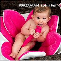 Цветок (мягкий коврик) для купания в раковине и ванной