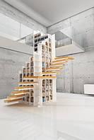 Лестницы. Дизайнерские решения лестниц. Варианты дизайна и оформления лестниц.