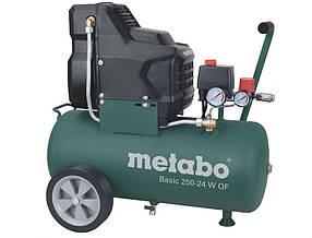 Безмасляный компрессор Metabo Basic 250-50 W OF