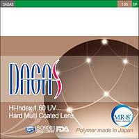 Линза для очков Dagas 1.60 HMC
