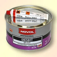 Шпатлевка мягкая UNISOFT, Novol, 2.0 кг