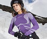 Термободи женское Gatta Body (женское термобелье, бесшовное, дышащее), фото 2