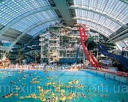 Самые красивые аквапарки мира