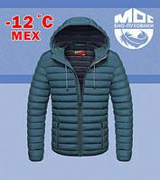 Куртка утепленная мехом MOC