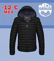 Куртка с теплым капюшоном MOC