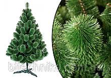 Сосна штучна зелена 180 см, новий прихід