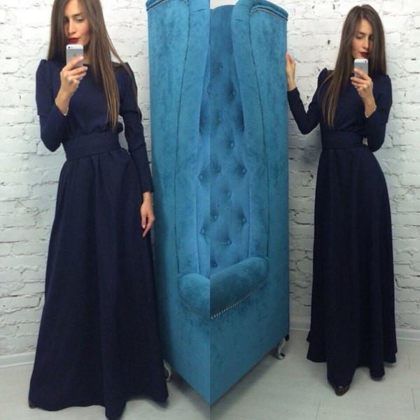 3ae1ad694d1 Купить Длинное зимнее платье в Николаеве от компании