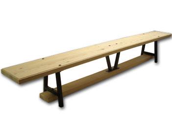 Гимнастические скамейки и бревна