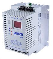 ESMD551X2SFA  Lenze однофазный  0,55 кВт Частотный преобразователь