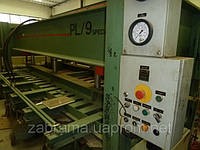 Гарячий пресс для щита  ITALPRESSE  PL9-special-A 3000х1300мм