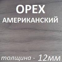 Фанера шпонированная 2500х1250х12мм - Орех Американский (2 стороны), фото 1