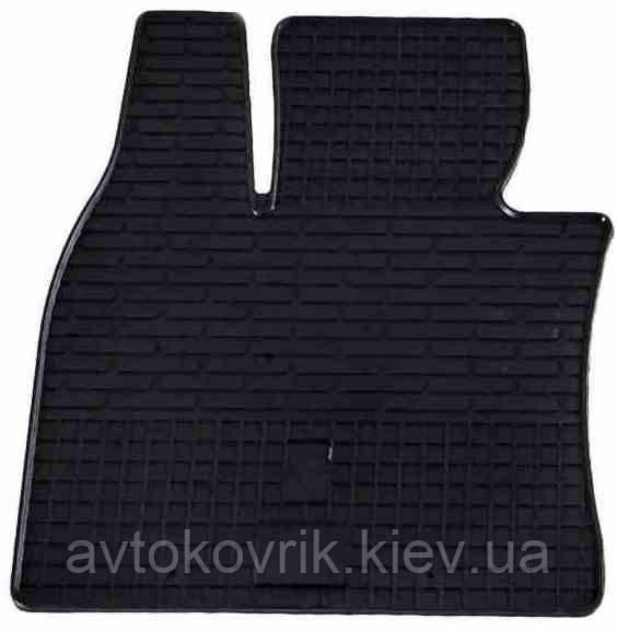 Резиновый водительский коврик в салон BMW X5 (E70) 2007-2013 (STINGRAY)