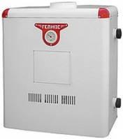 Газовый котел Гелиос АОГВ 10ДУ. Дымоходный универсального подключения