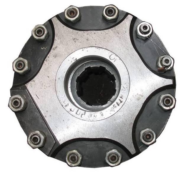 Гидродвигатель/Гидровращатель РПГ-2500 (Входное отверстие на 8 шлицов диаметр 56.Внутрений 80) Гидромаш