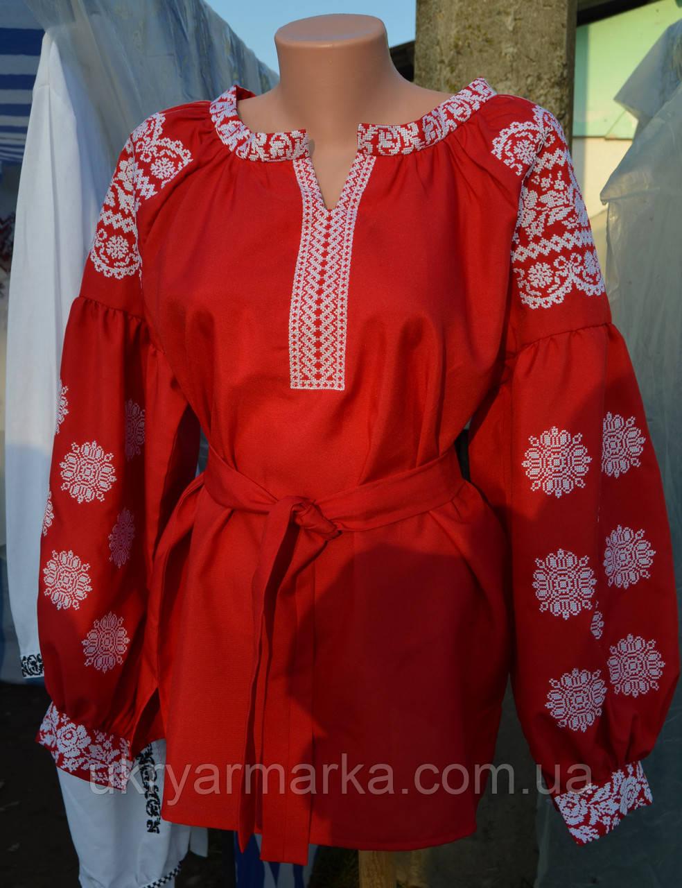 Жіночі вишиті сорочки та блузи - Сторінка 12 cdc37645e561c